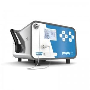 Портативный O2, CO2 или O2/CO2 газоанализатор WITT®  PA 7.0