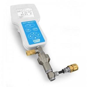 Портативный СO2- или O2/CO2 газоанализатор WITT® Oxybaby® 6.0 P