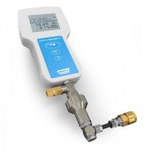 Портативный СО2- или O2/CO2 газоанализатор WITT® Oxybaby® M+P