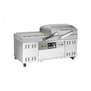 Двухкамерный вакуумный упаковщик CAS CVP-500-2SB