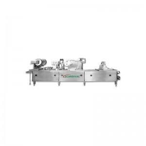 Термоформовочные линии Scandivac ® ARM 2500 / 5000 / 8000