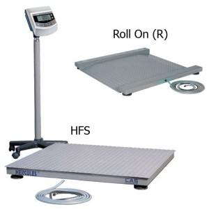Платформенные весы CAS R (Геркулес Т)