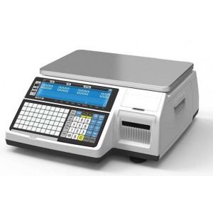 Торговые весы с печатью этикеток CAS CL3000B