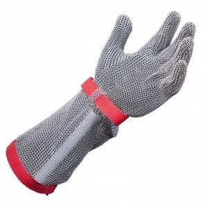 Пятипалая перчатка  с  защитной манжетой до локтя  Batmetall Kft